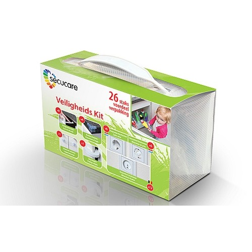 Secucare Junior Veiligheids Kit BE