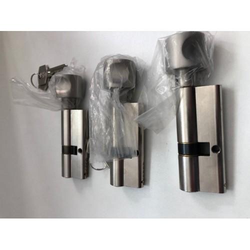 Set knopcilinders 30-45  3 stuks.