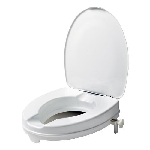 SecuCare Toiletverhoger 10 cm  zonder klep