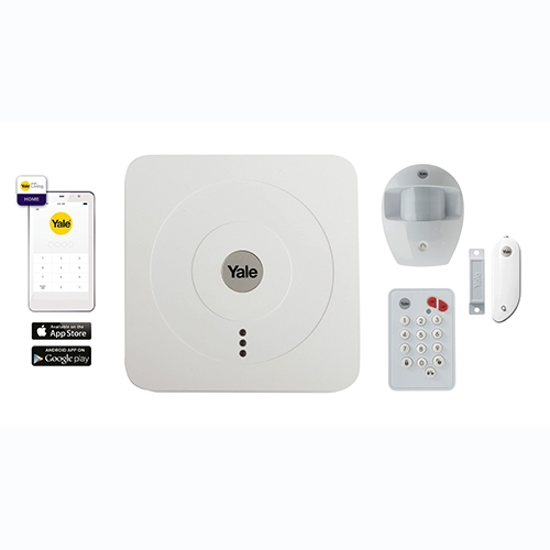 Yale Smart Living alarmsysteem Lite SR-2100i