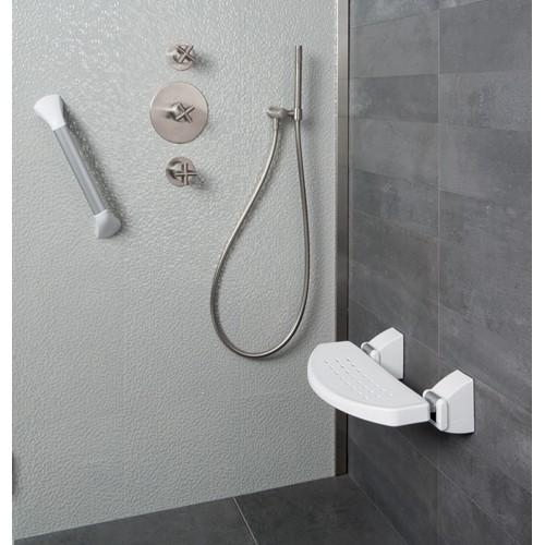 SecuCare douchestoel (opklapbaar) - 420x470 (bxd in mm)